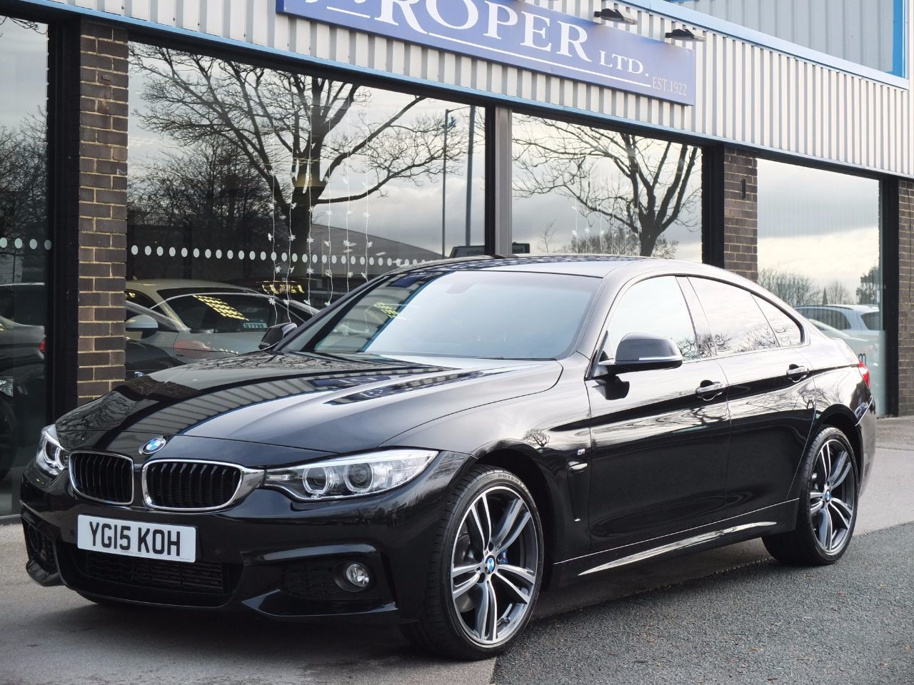 Used BMW 4 Series Gran Coupe 420d xDrive M Sport Auto M Sport