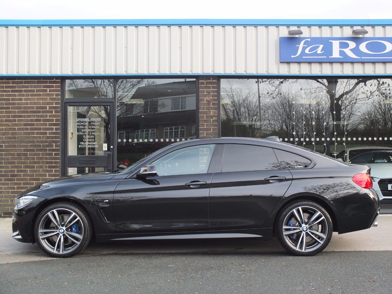 Used Bmw 4 Series Gran Coupe 420d Xdrive M Sport Auto M