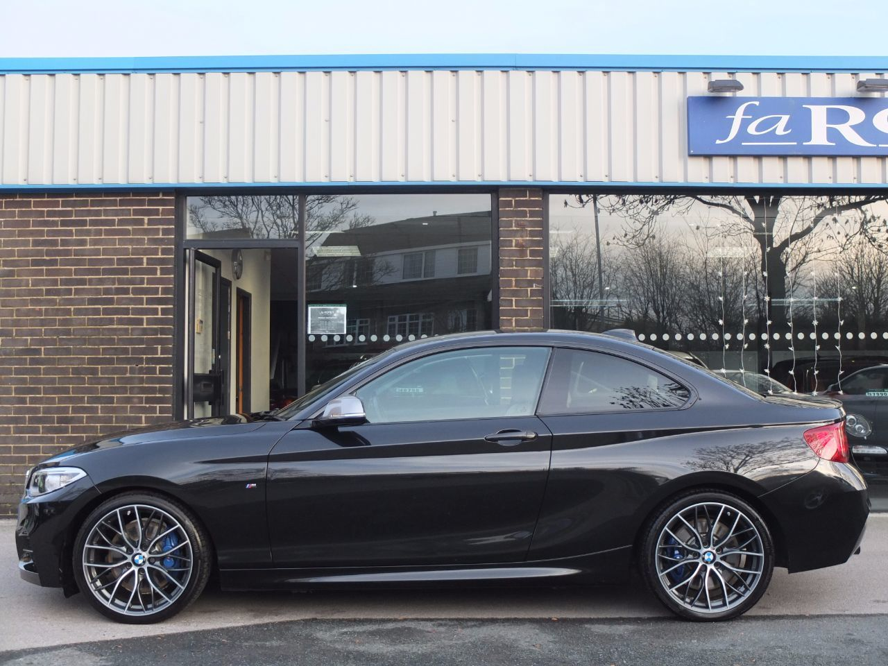 Second Hand Bmw 2 Series M235i Auto 19 Inch M Performance