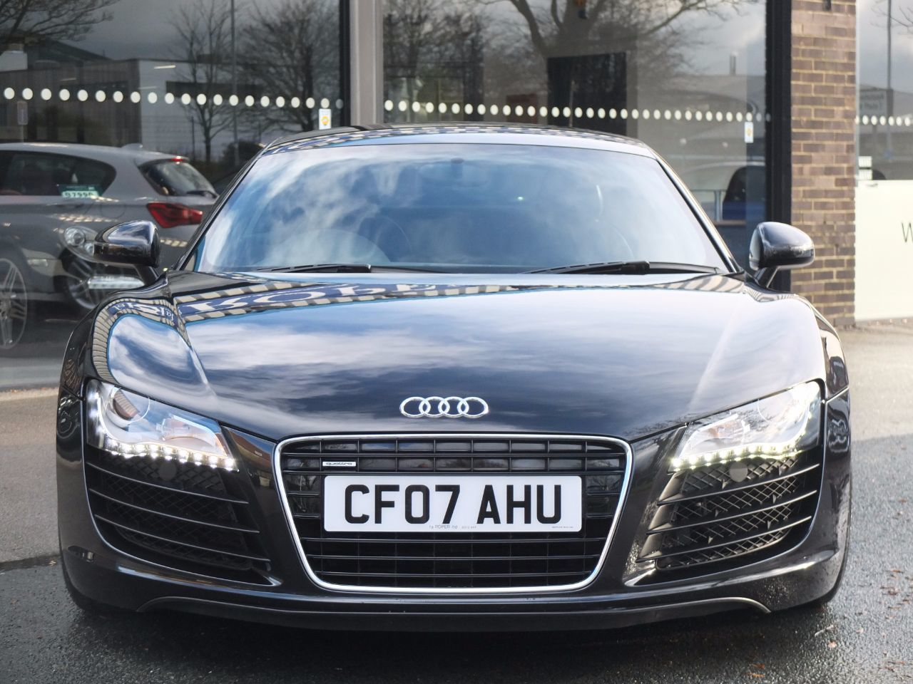 Audi R8 4.2 FSI quattro Coupe Petrol Phantom Black Metallic