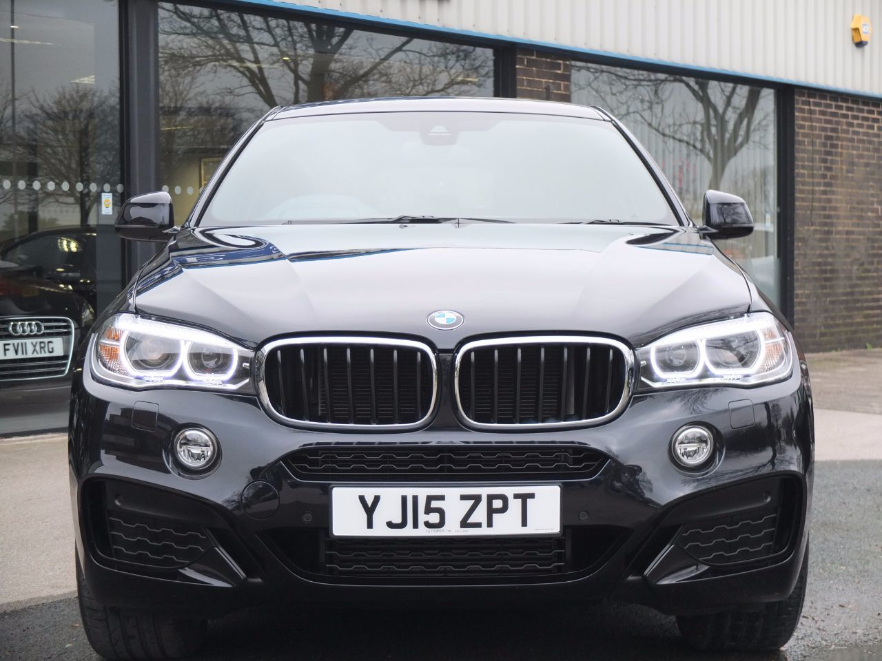 BMW X6 3.0 xDrive30d M Sport Auto Coupe Diesel Carbon Black Metallic