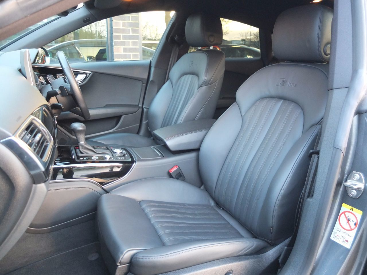 used audi a7 3 0 tdi quattro black edition s tronic 245ps. Black Bedroom Furniture Sets. Home Design Ideas