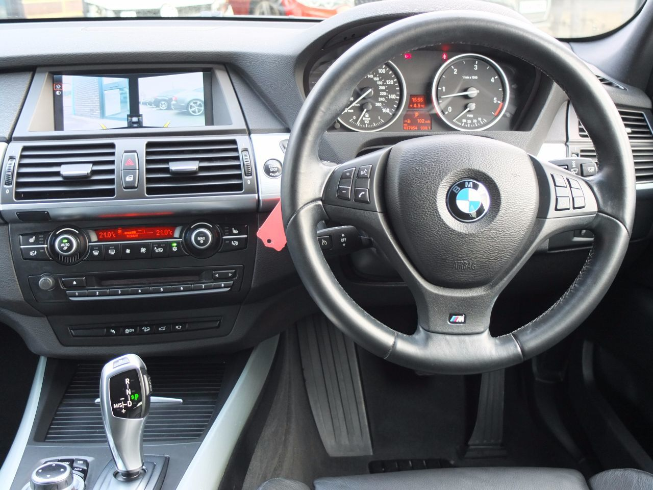 BMW X5 3.0 xDrive30d M Sport Auto Estate Diesel Carbon Black Metallic