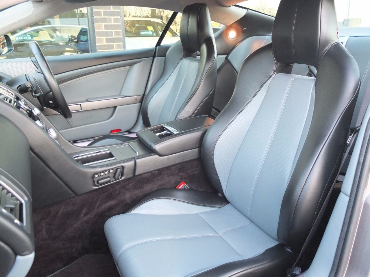 Second Hand Aston Martin Advert >> Second Hand Aston Martin DB9 6.0 V12 Coupe Touchtronic Auto 470ps Facelift for sale in Bradford ...