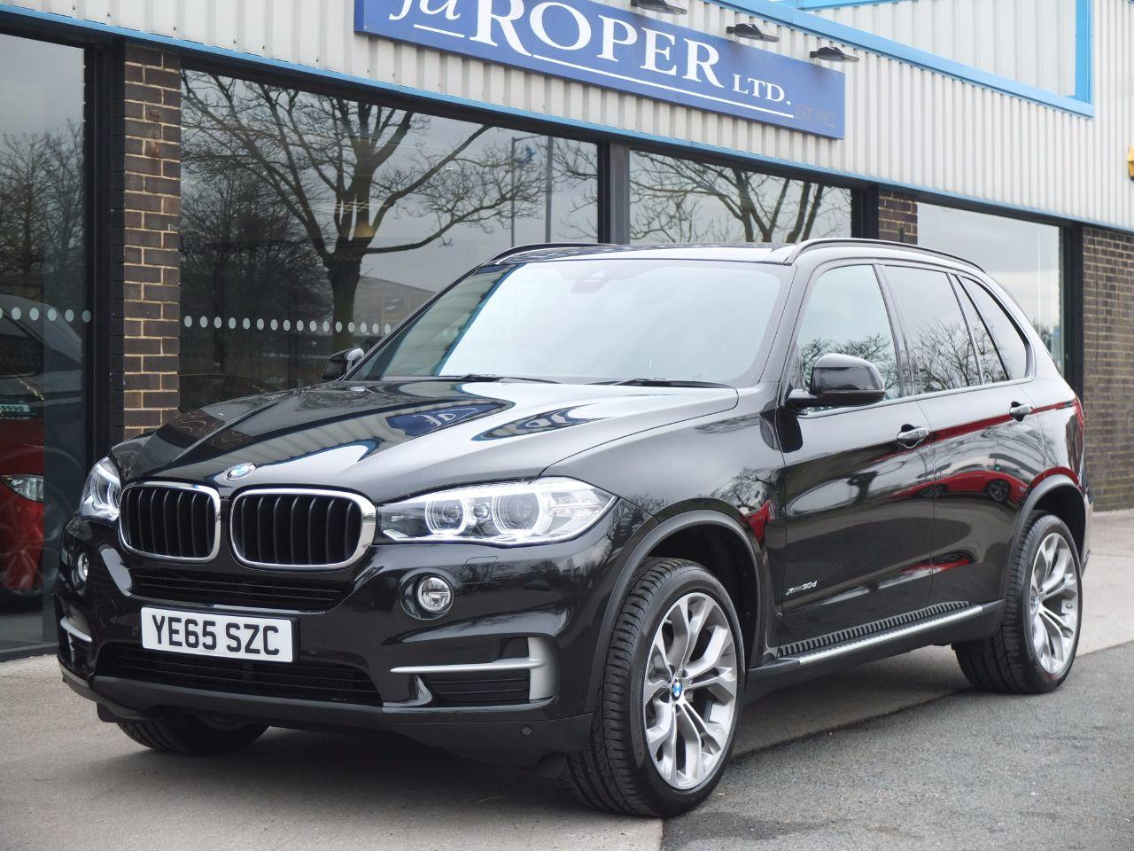 BMW X5 3.0 xDrive30d SE (Dynamic Package) Auto Estate Diesel Black Sapphire MetallicBMW X5 3.0 xDrive30d SE (Dynamic Package) Auto Estate Diesel Black Sapphire Metallic at fa Roper Ltd Bradford