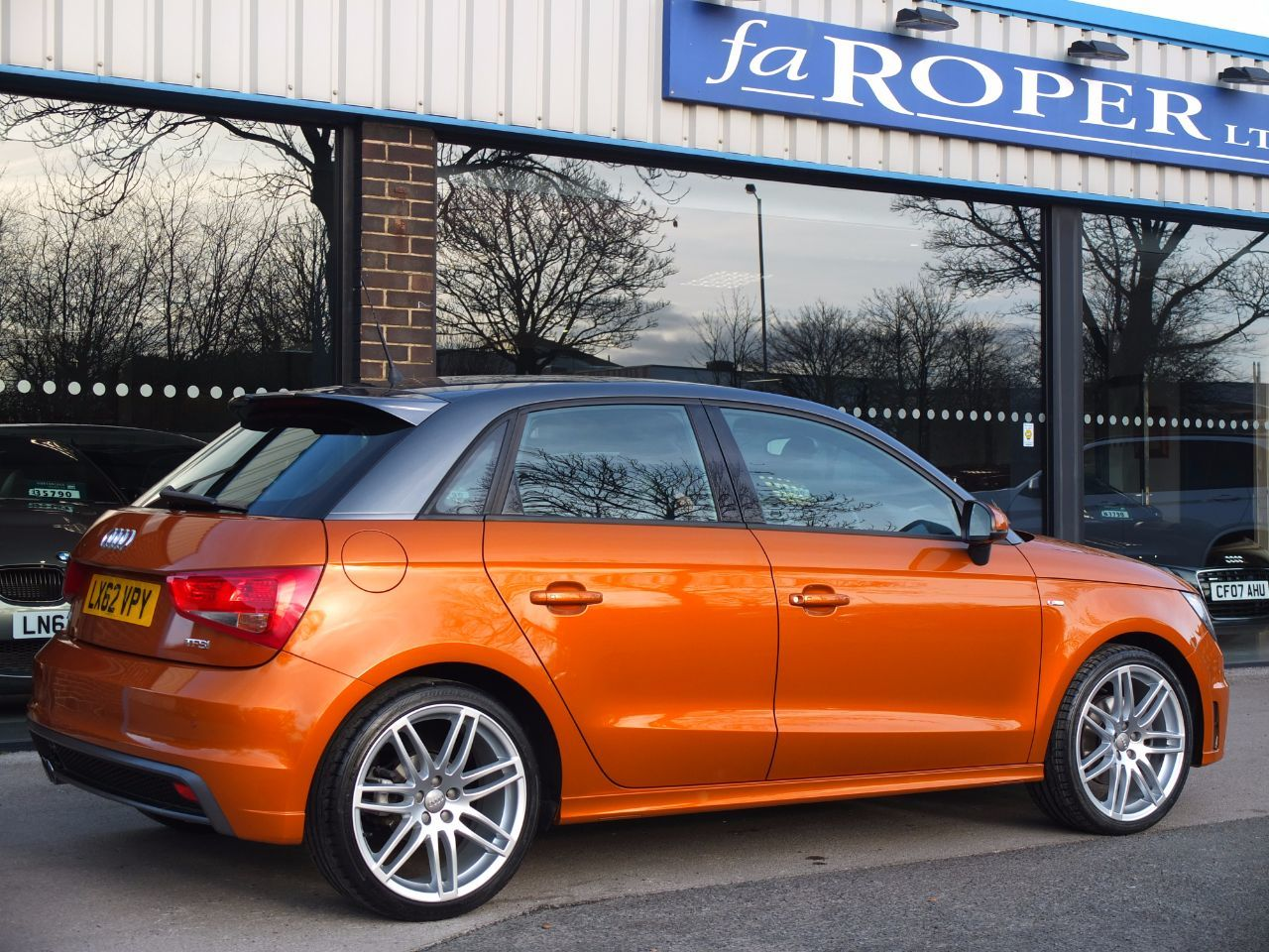 second hand audi a1 sportback 1 4 tfsi 185ps s line s tronic for sale in bradford west. Black Bedroom Furniture Sets. Home Design Ideas