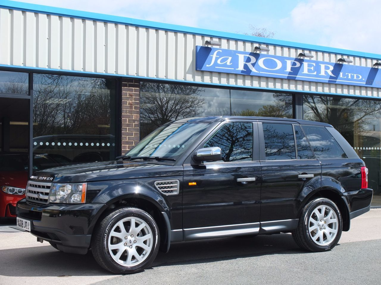 Land Rover Range Rover Sport 2.7 TDV6 XS Edition Auto Estate Diesel Java Black Metallic