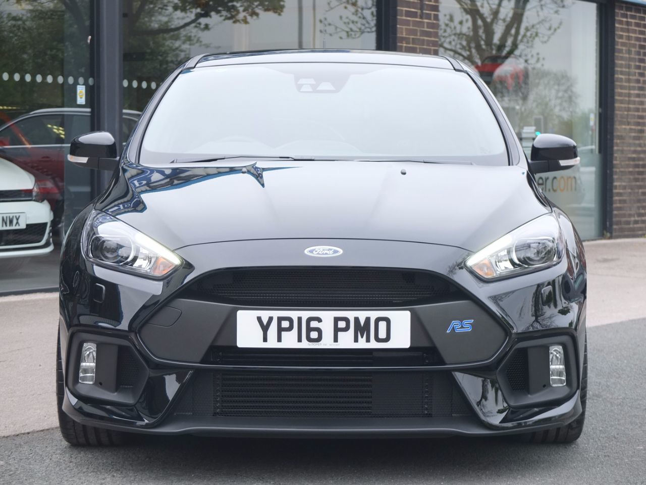 Ford Focus Rs 2.3 EcoBoost RS Lux Pack +++Spec Hatchback Petrol Shadow Black Mica