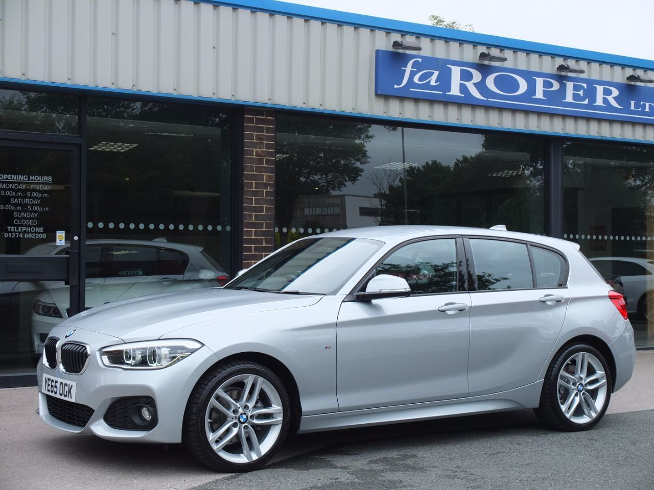 used bmw 1 series 120d xdrive m sport 5 door auto for sale in bradford west yorkshire fa. Black Bedroom Furniture Sets. Home Design Ideas