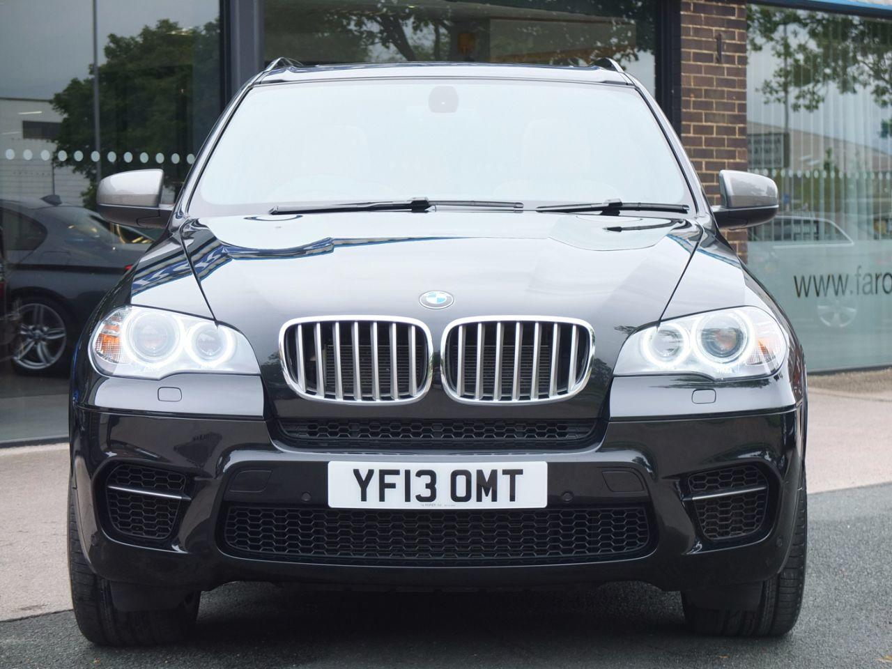 BMW X5 3.0 xDrive M50d M Performance Auto +++Spec Estate Diesel Black Sapphire Metallic