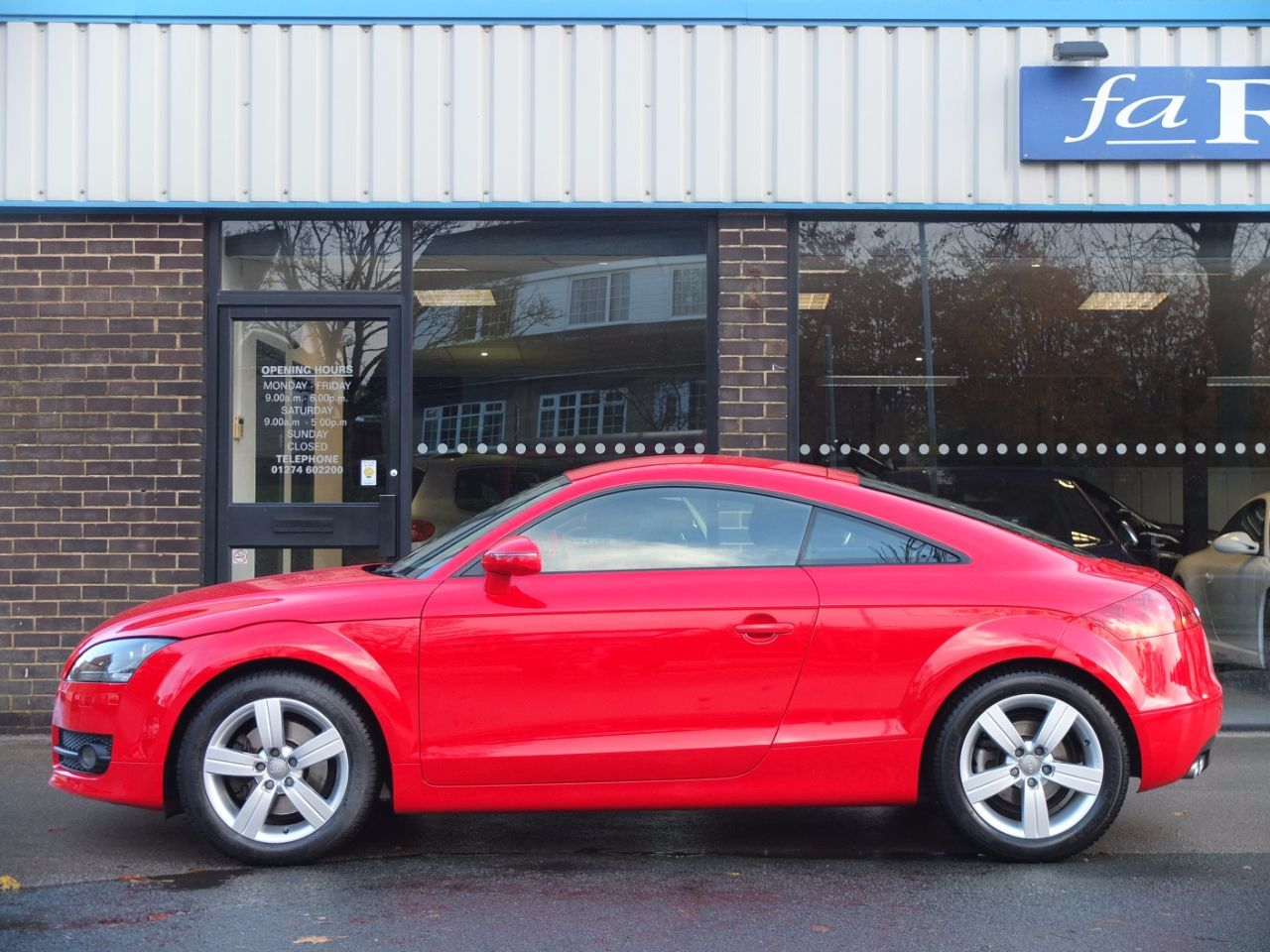 second hand audi tt coupe 2 0 tdi quattro 170ps for sale. Black Bedroom Furniture Sets. Home Design Ideas
