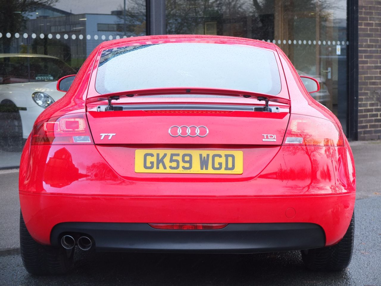 second hand audi tt coupe 2 0 tdi quattro 170ps for sale in bradford west yorkshire fa roper ltd. Black Bedroom Furniture Sets. Home Design Ideas