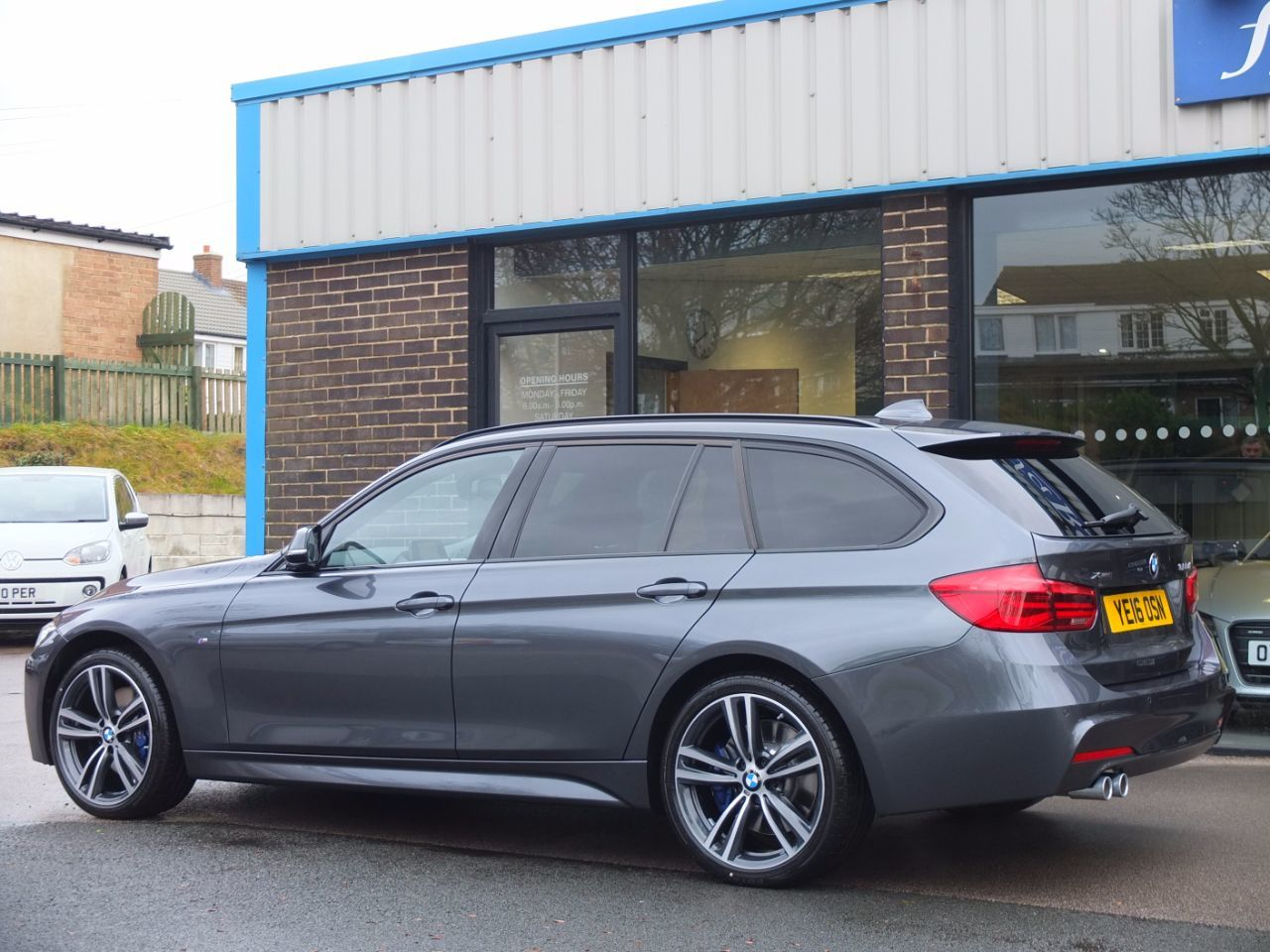 Used Bmw 3 Series 320d Xdrive M Sport Plus Pack Touring