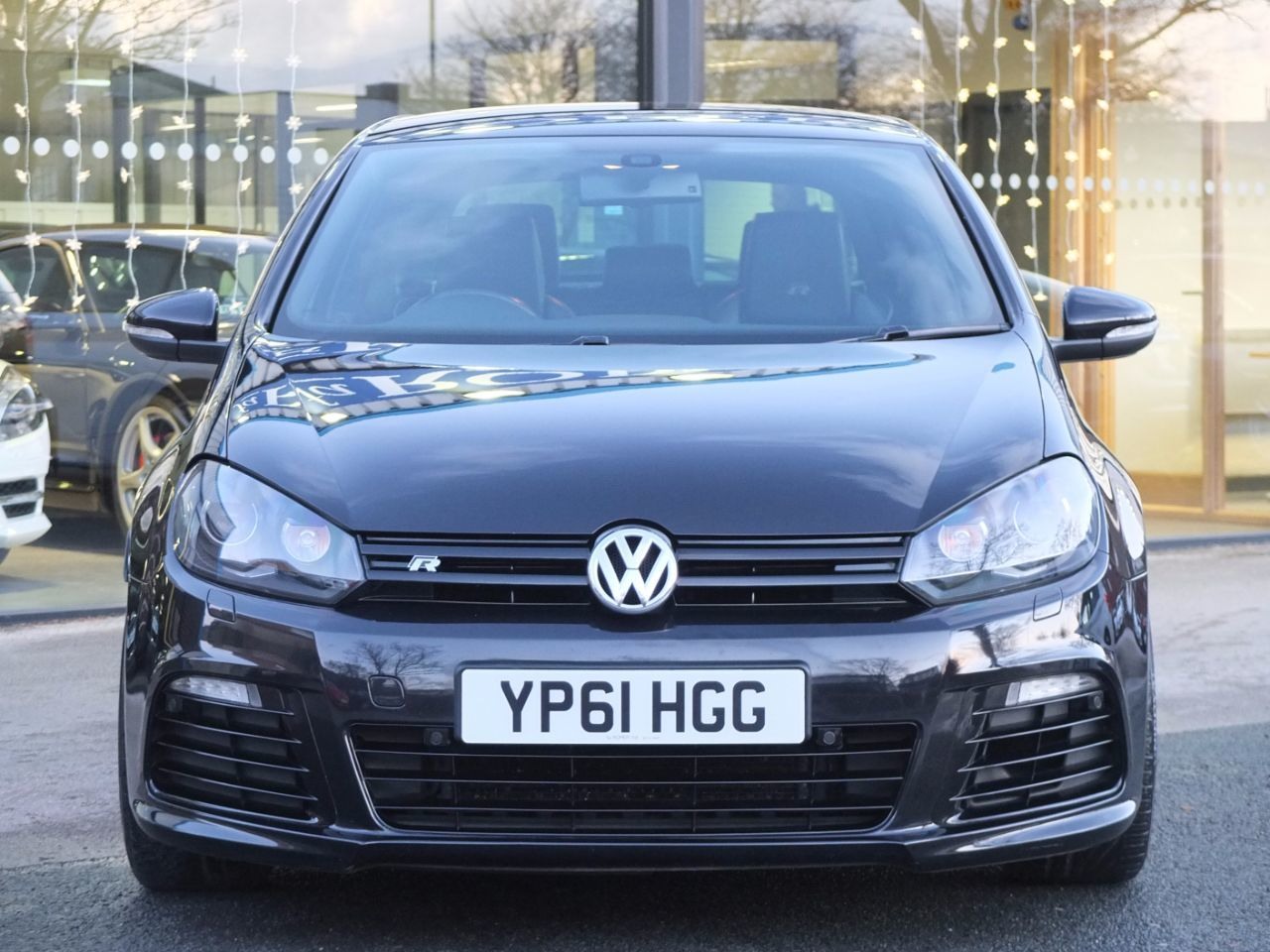 Volkswagen Golf 2.0 TSI R 4MOTION 3 Door Hatchback Petrol Deep Black Metallic