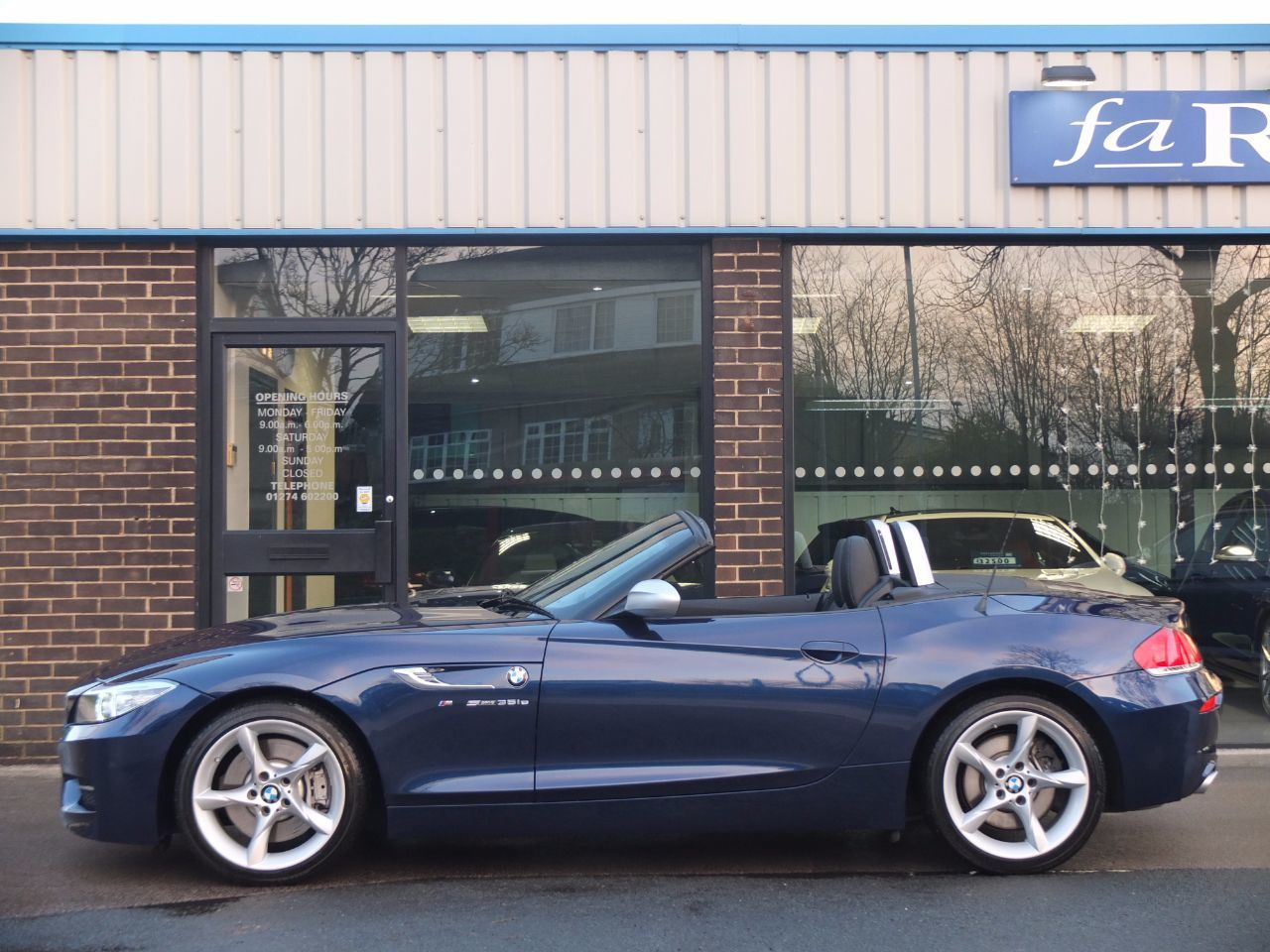 Second Hand Bmw Z4 35is Sdrive Dct 340ps For Sale In