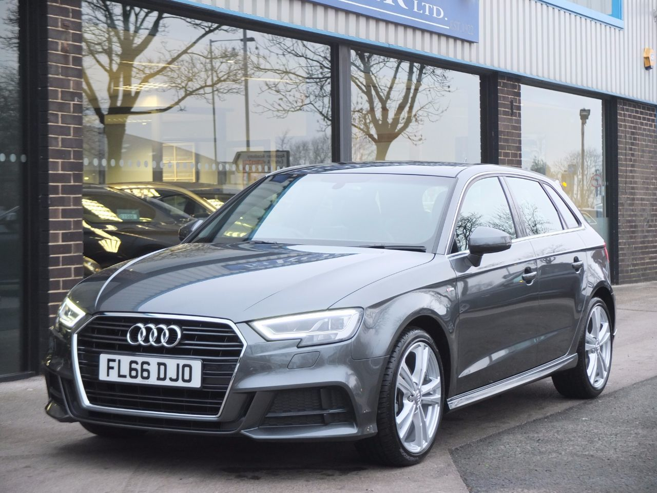 Used Audi Cars Bradford Second Hand Cars West Yorkshire