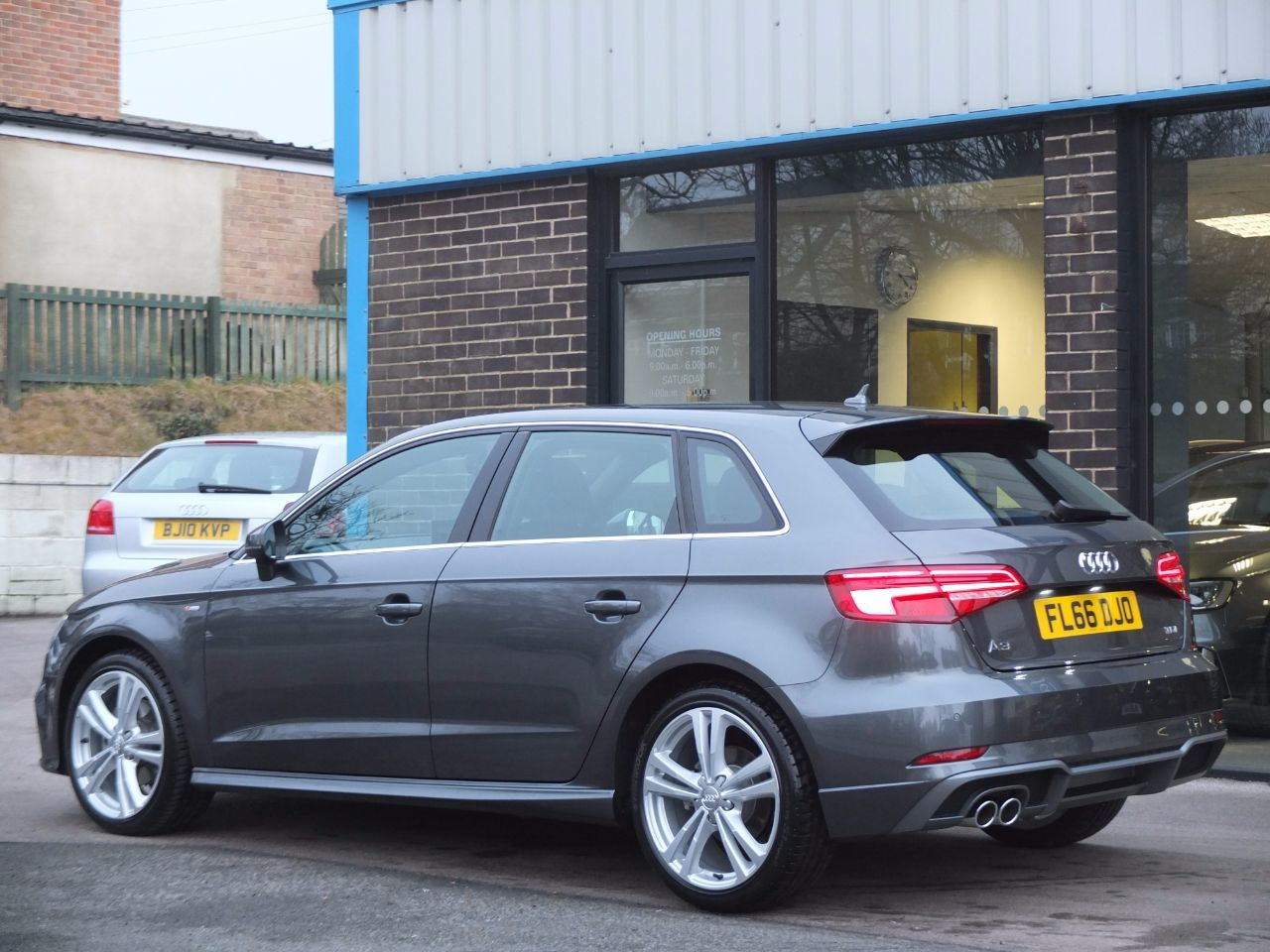 Used Audi A3 Sportback 2 0 Tdi S Line S Tronic 150ps For