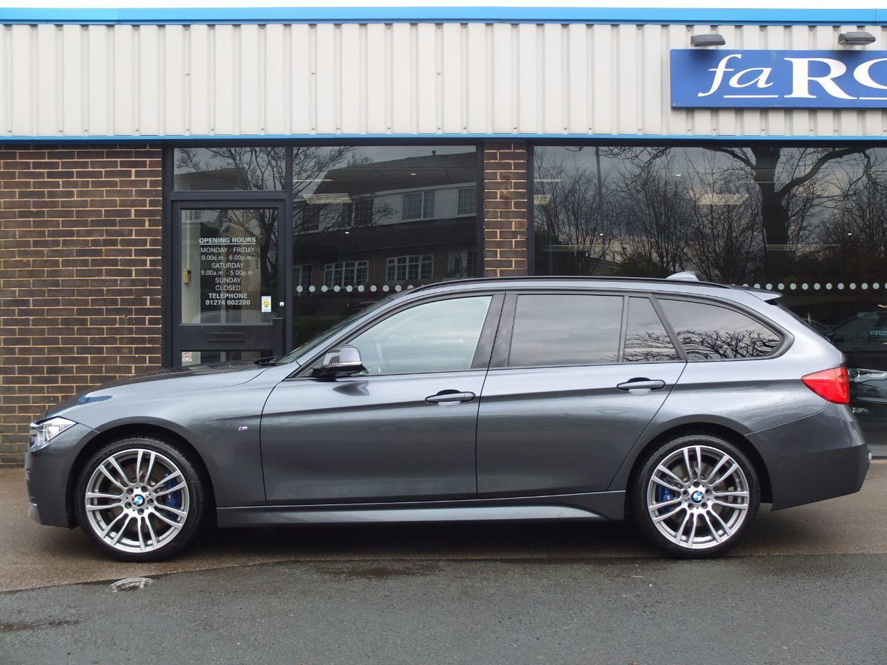 used bmw 3 series 335d xdrive m sport touring auto for. Black Bedroom Furniture Sets. Home Design Ideas