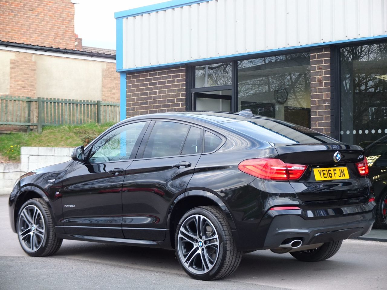 used bmw x4 xdrive20d m sport plus pack auto for sale in bradford west yorkshire fa roper ltd. Black Bedroom Furniture Sets. Home Design Ideas