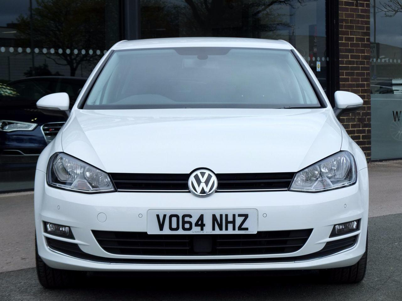 Volkswagen Golf 2.0 TDI GT 150ps 5 door DSG Hatchback Diesel Pure White