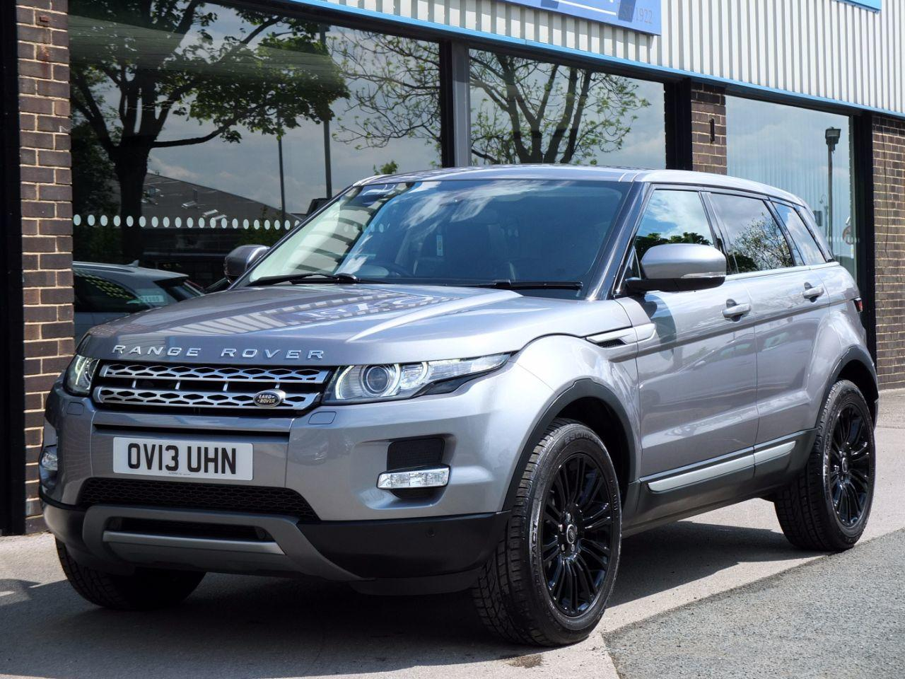 Land Rover Range Rover Evoque 2.2 SD4 Prestige 5 door Auto Estate Diesel Orkney Grey MetallicLand Rover Range Rover Evoque 2.2 SD4 Prestige 5 door Auto Estate Diesel Orkney Grey Metallic at fa Roper Ltd Bradford