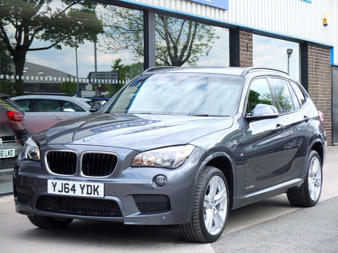 BMW X1 2.0 xDrive 20d M Sport Auto Estate Diesel Mineral Grey MetallicBMW X1 2.0 xDrive 20d M Sport Auto Estate Diesel Mineral Grey Metallic at fa Roper Ltd Bradford