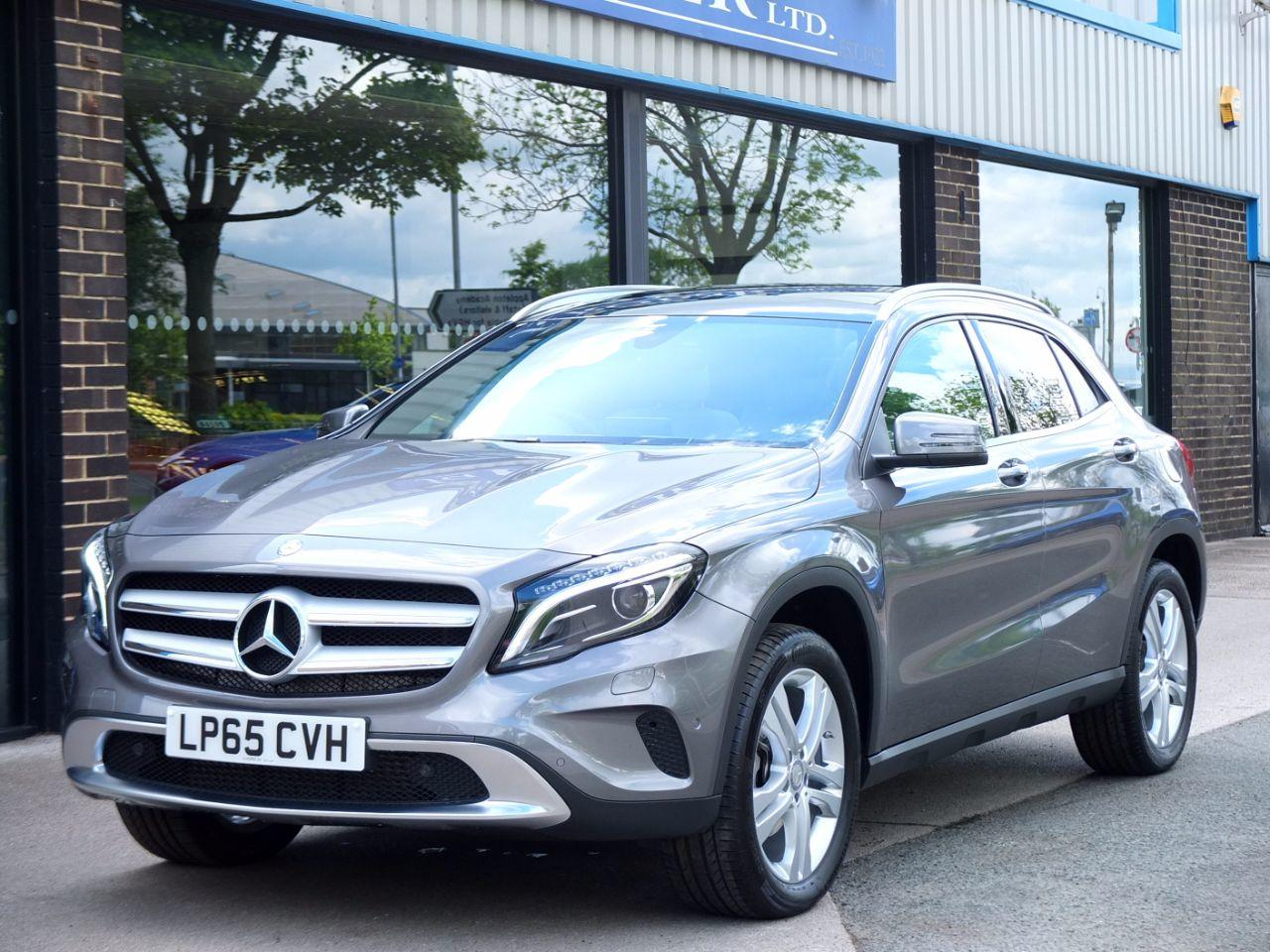 Mercedes-Benz Gla Class 2.1 GLA 220d 4Matic Sport Premium Plus Auto Estate Diesel Mountain Grey MetallicMercedes-Benz Gla Class 2.1 GLA 220d 4Matic Sport Premium Plus Auto Estate Diesel Mountain Grey Metallic at fa Roper Ltd Bradford