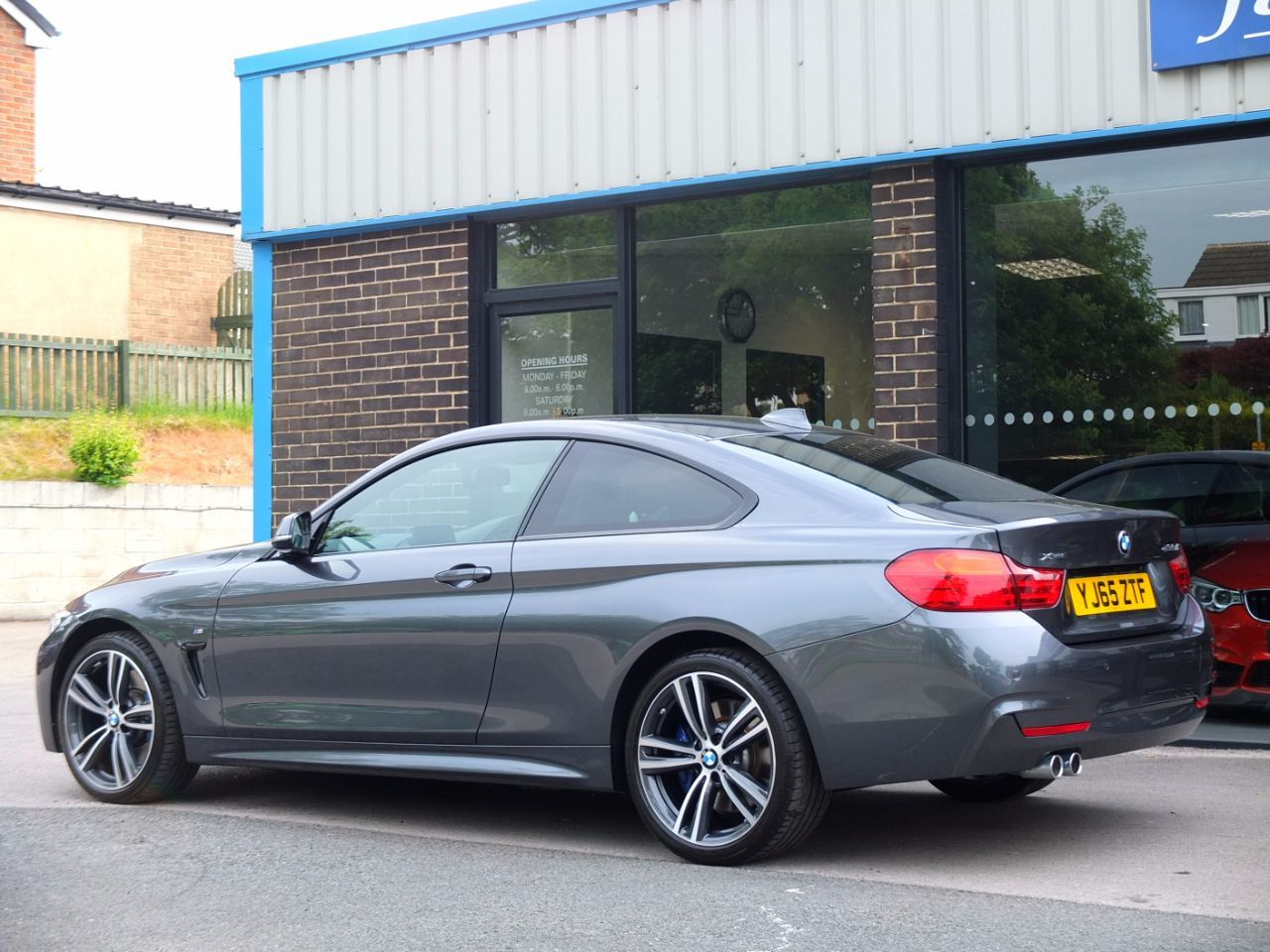 second hand bmw 4 series 435d xdrive m sport plus coupe auto for sale in bradford west. Black Bedroom Furniture Sets. Home Design Ideas