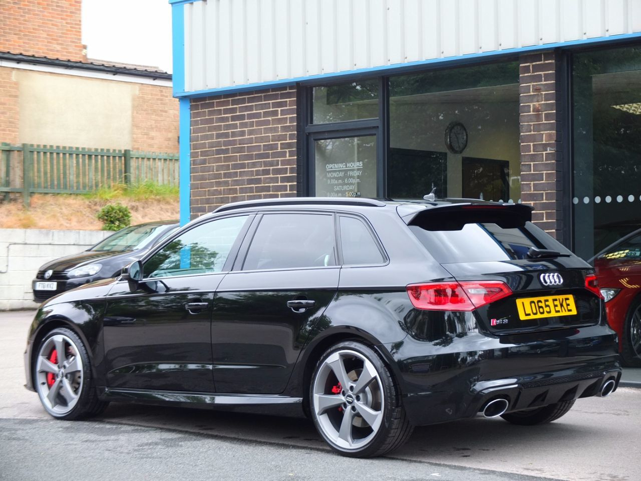 Used Audi Rs3 2 5 Tfsi Rs 3 Quattro S Tronic For Sale In