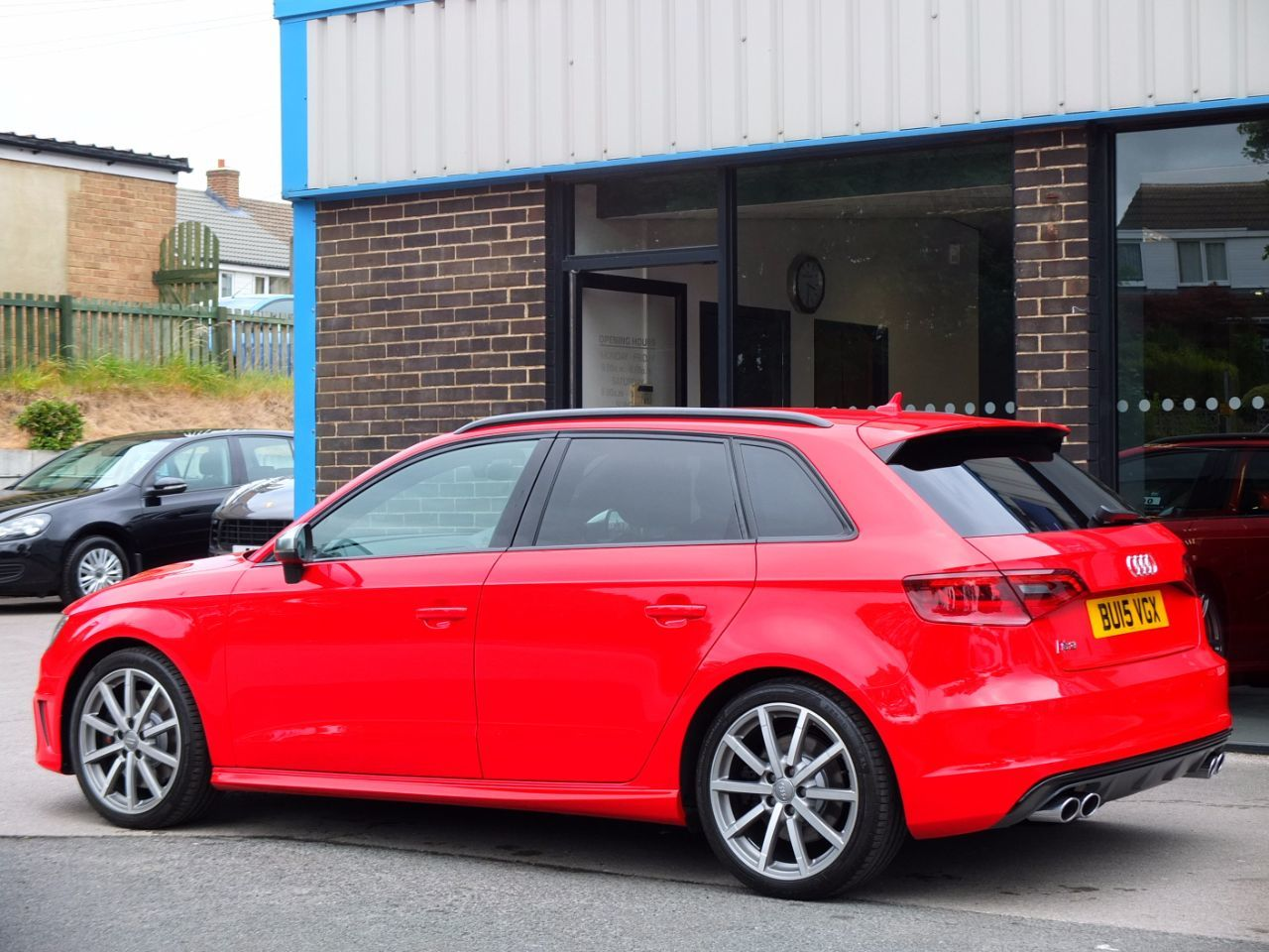 used audi a3 s3 sportback 2 0 tfsi quattro s tronic for. Black Bedroom Furniture Sets. Home Design Ideas