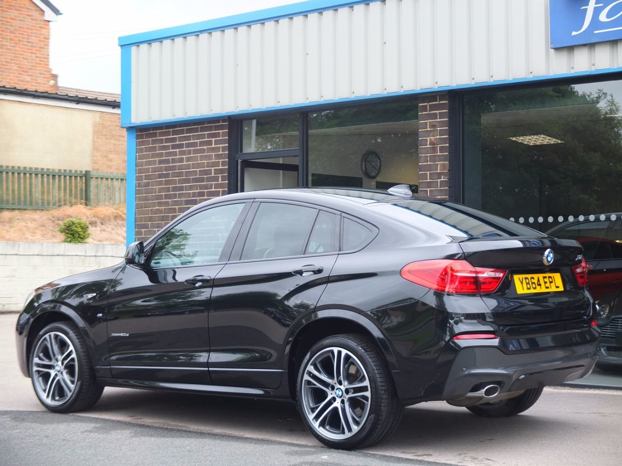 used bmw x4 xdrive20d m sport plus auto for sale in bradford west yorkshire fa roper ltd. Black Bedroom Furniture Sets. Home Design Ideas
