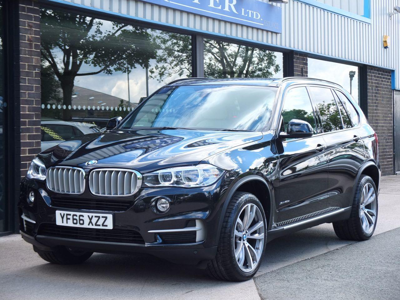 BMW X5 2.0 xDrive40e SE Dynamic (Electric Plug in Hybrid) Auto Estate Hybrid Black Sapphire MetallicBMW X5 2.0 xDrive40e SE Dynamic (Electric Plug in Hybrid) Auto Estate Hybrid Black Sapphire Metallic at fa Roper Ltd Bradford