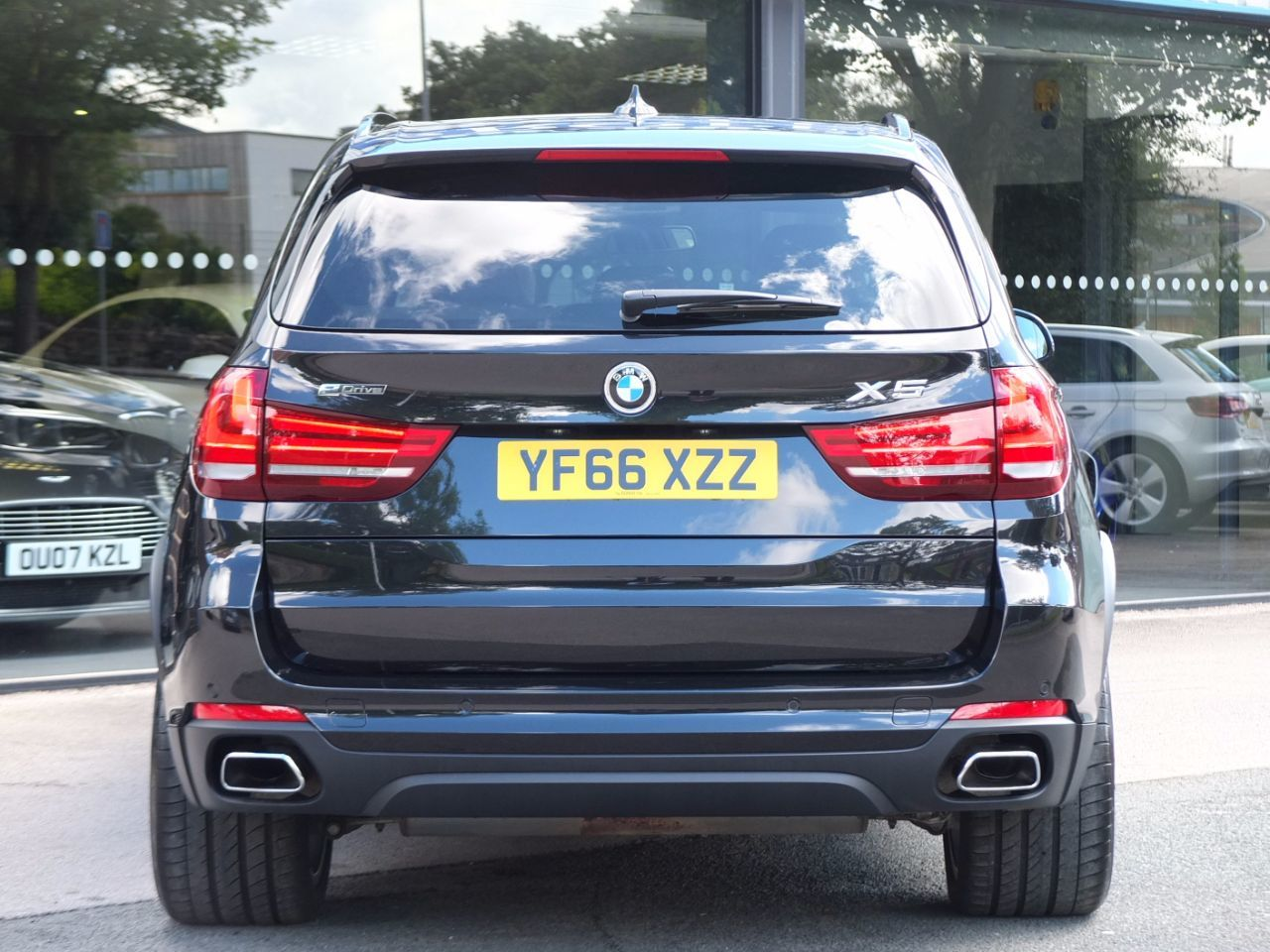 used bmw x5 xdrive40e se dynamic electric plug in hybrid auto for sale in bradford west. Black Bedroom Furniture Sets. Home Design Ideas