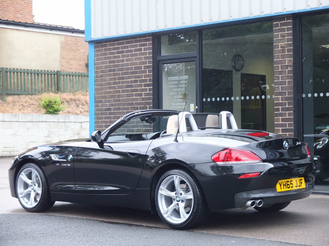used bmw z4 18i sdrive 2 0 m sport auto for sale in bradford west yorkshire fa roper ltd. Black Bedroom Furniture Sets. Home Design Ideas