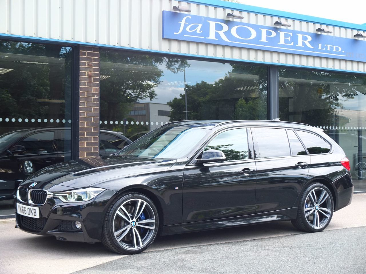 second hand bmw 3 series 335d xdrive m sport plus touring. Black Bedroom Furniture Sets. Home Design Ideas