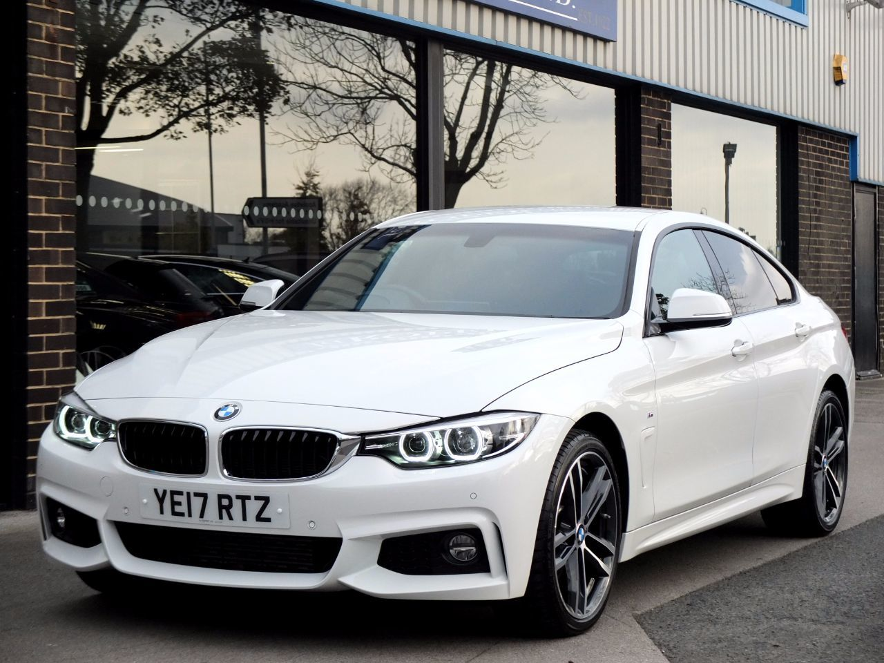 used bmw 4 series 420d xdrive gran coupe m sport plus pack. Black Bedroom Furniture Sets. Home Design Ideas