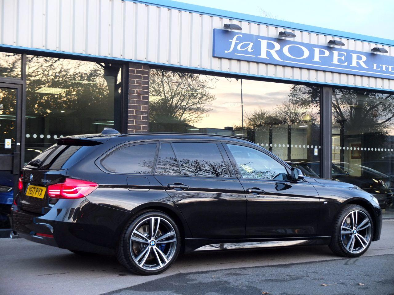 BMW 3 Series 2.0 320d xDrive M Sport Plus Pack Touring Auto Estate Diesel Black Sapphire Metallic