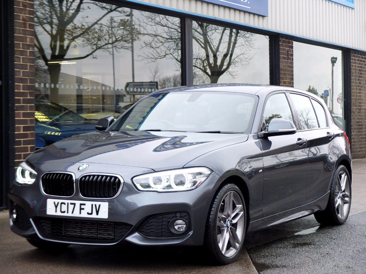 BMW 1 Series 2.0 125D M Sport 5 door Auto 224bhp Hatchback Diesel Mineral Grey MetallicBMW 1 Series 2.0 125D M Sport 5 door Auto 224bhp Hatchback Diesel Mineral Grey Metallic at fa Roper Ltd Bradford