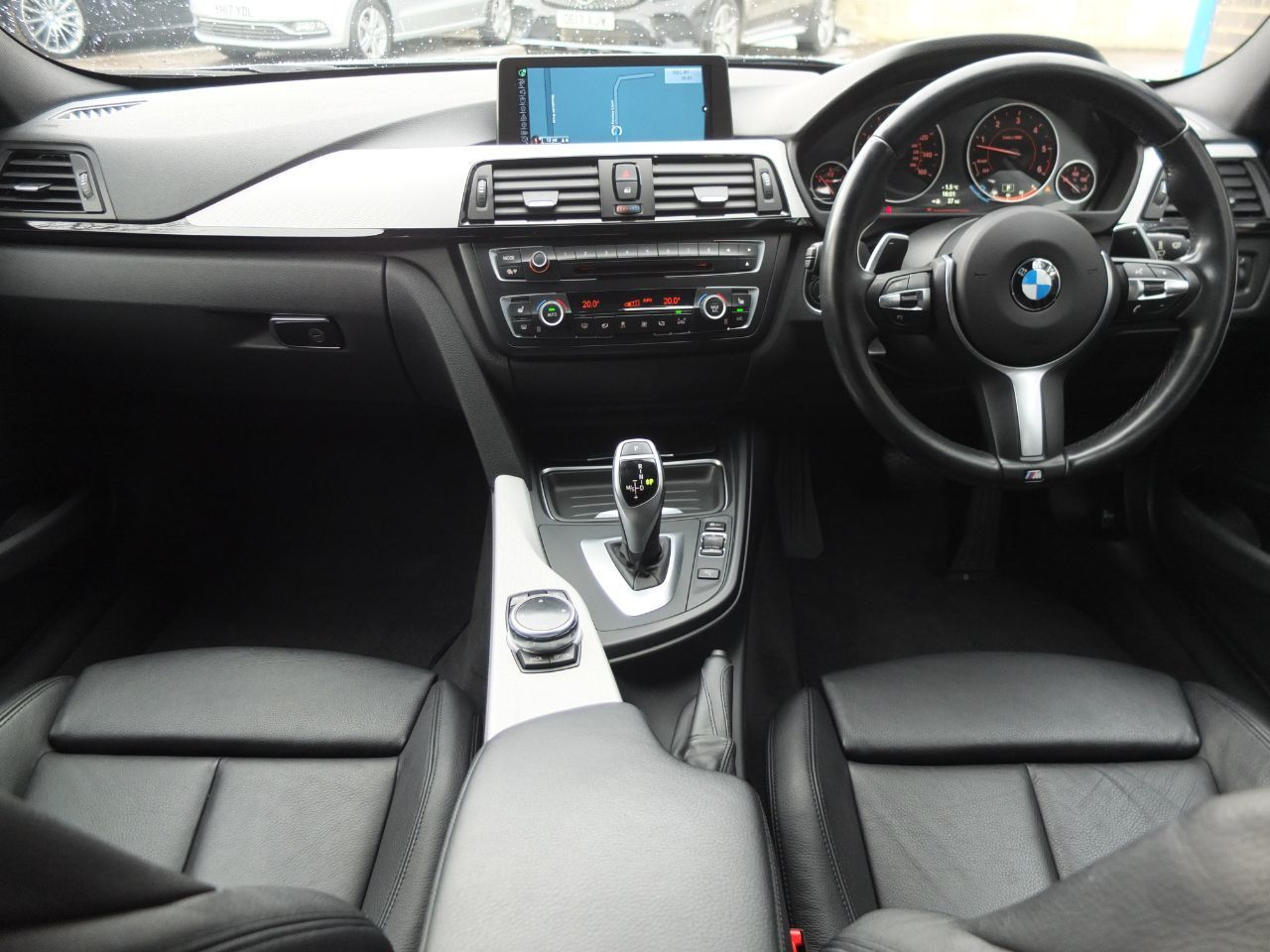 BMW 3 Series 3.0 335d xDrive Touring M Sport Plus Auto Estate Diesel Sapphire Black Metallic