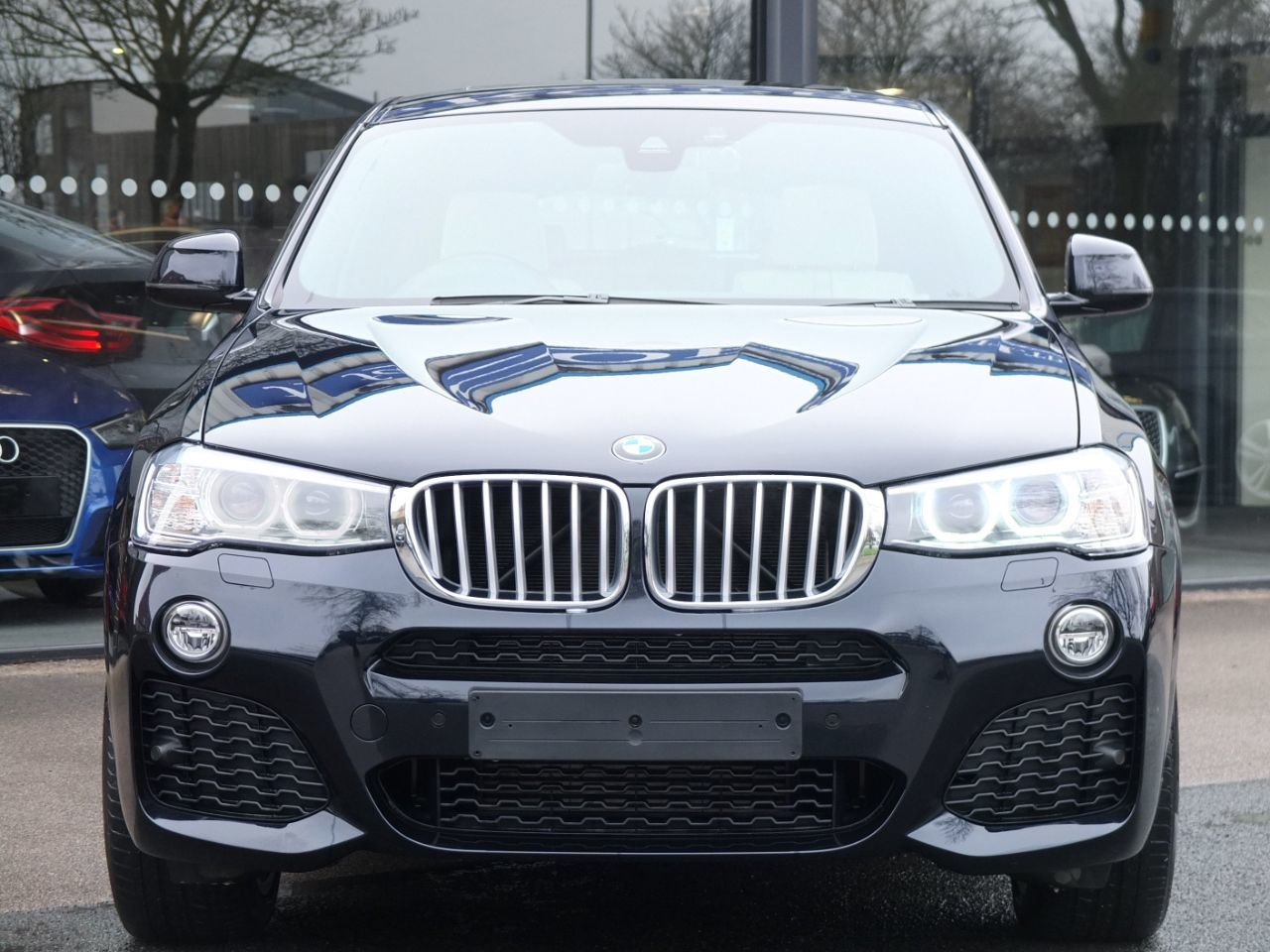 BMW X4 3.0 xDrive30d M Sport Auto Coupe Diesel Carbon Black Metallic