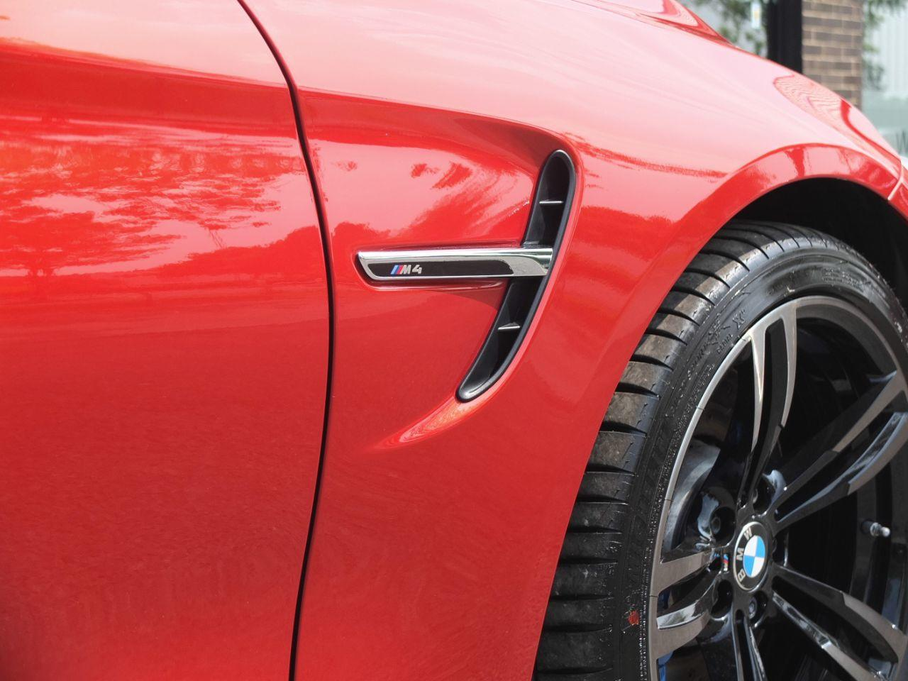 BMW M4 3.0 M4 Convertible DCT Convertible Petrol Sakhir Orange Metallic