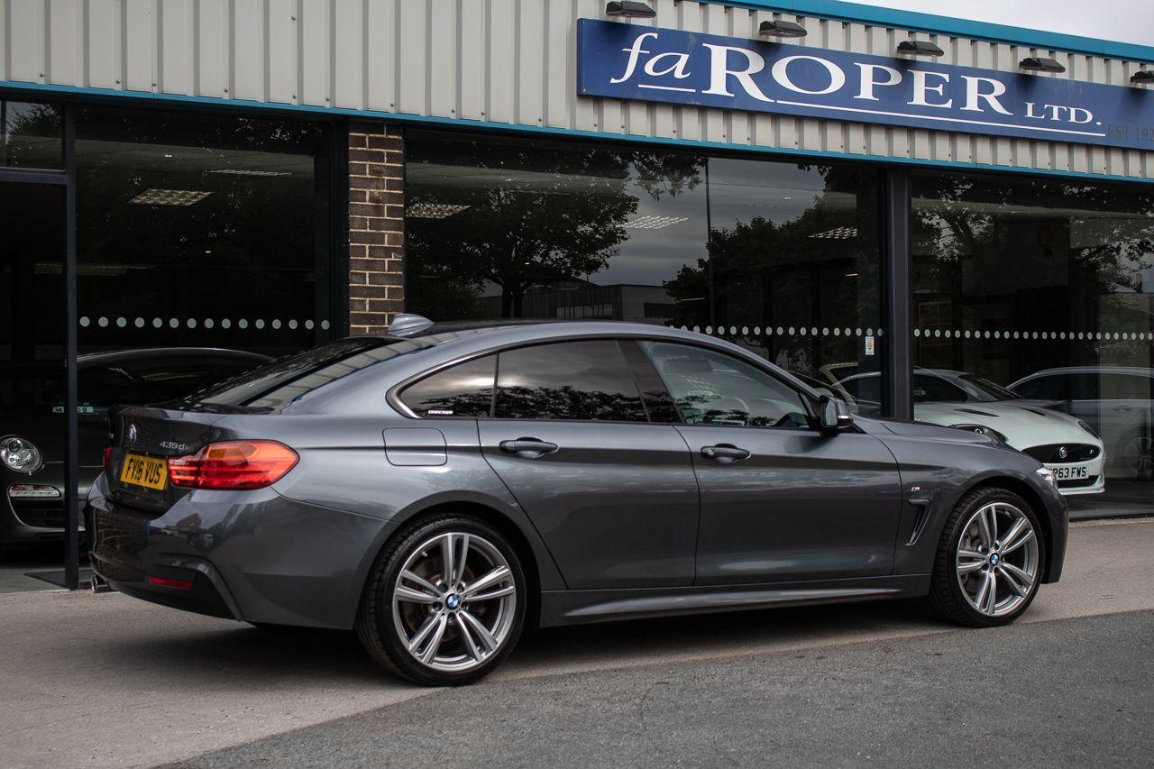 BMW 4 Series 3.0 435d xDrive M Sport Gran Coupe Auto Coupe Diesel Mineral Grey Metallic
