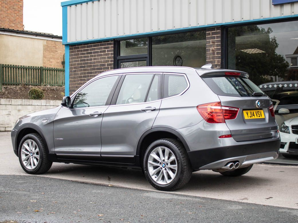 BMW X3 3.0 xDrive35d SE Auto Pro Media Estate Diesel Space Grey Metallic