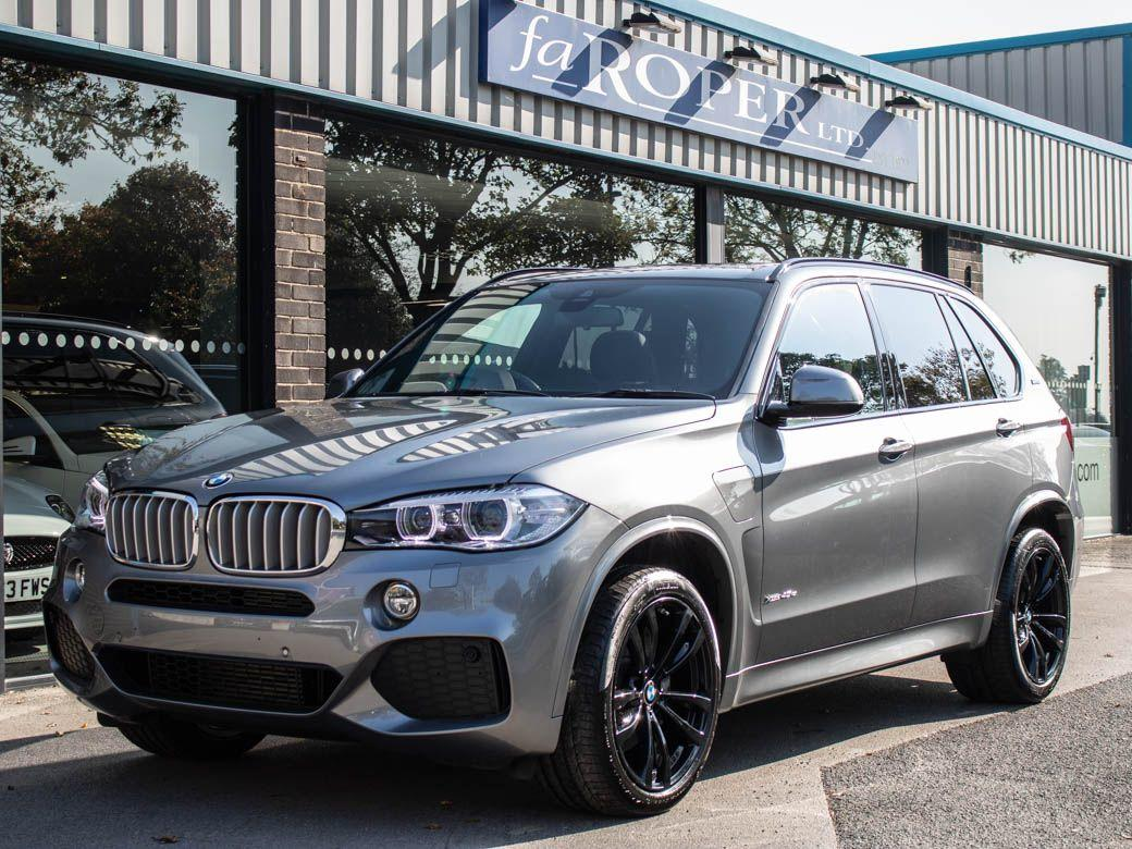 BMW X5 2.0 xDrive40e M Sport Auto (Panoramic Roof) Estate Petrol / Electric Hybrid Space Grey MetallicBMW X5 2.0 xDrive40e M Sport Auto (Panoramic Roof) Estate Petrol / Electric Hybrid Space Grey Metallic at fa Roper Ltd Bradford