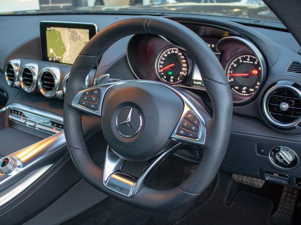 Mercedes-Benz AMG GT 4.0 Premium Speedshift DCT Coupe Petrol Magnetite Black Metallic