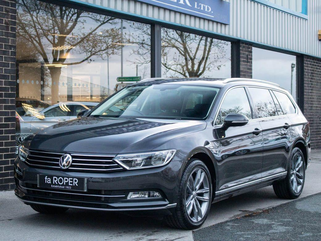 Volkswagen Passat 2.0 TDI GT Estate DSG [Panoramic Roof] Estate Diesel Manganese Grey MetallicVolkswagen Passat 2.0 TDI GT Estate DSG [Panoramic Roof] Estate Diesel Manganese Grey Metallic at fa Roper Ltd Bradford