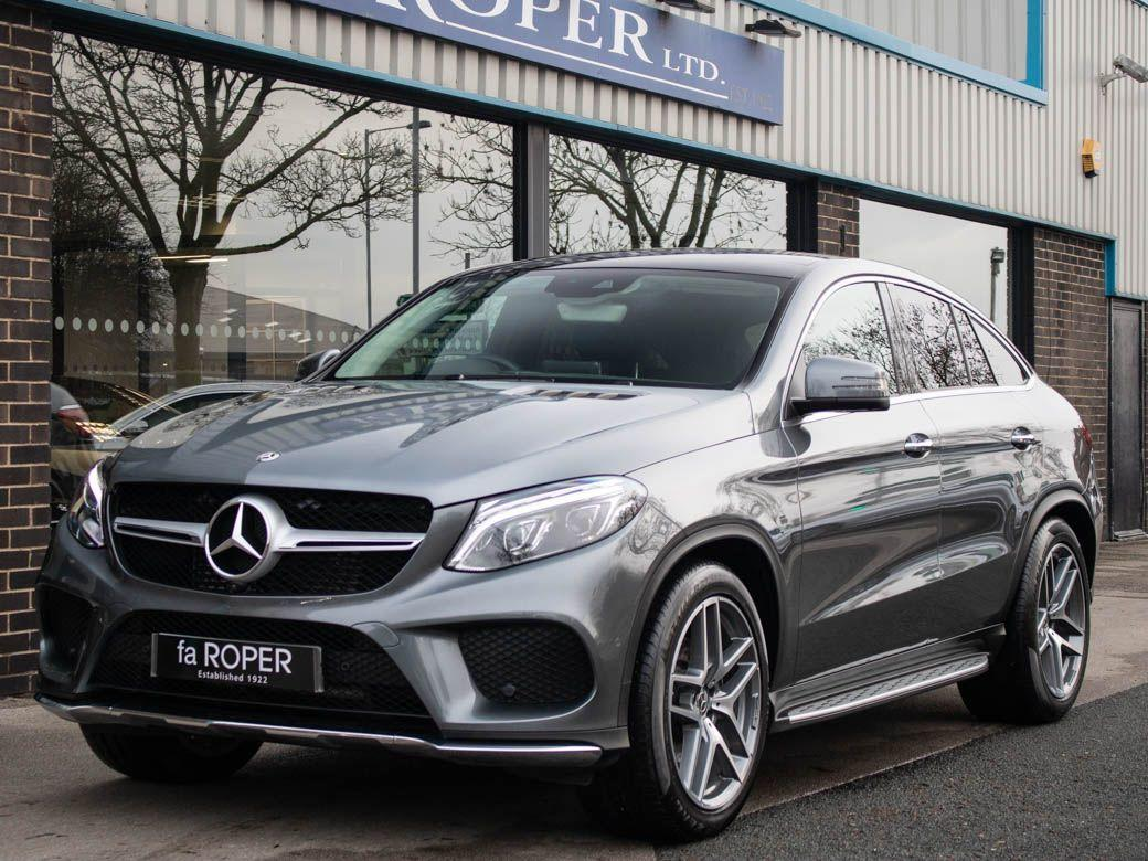 Mercedes-Benz GLE Coupe 3.0 GLE Coupe 350d 4Matic AMG Line Premium Plus 9G-Tronic Coupe Diesel Selenite Grey MetallicMercedes-Benz GLE Coupe 3.0 GLE Coupe 350d 4Matic AMG Line Premium Plus 9G-Tronic Coupe Diesel Selenite Grey Metallic at fa Roper Ltd Bradford