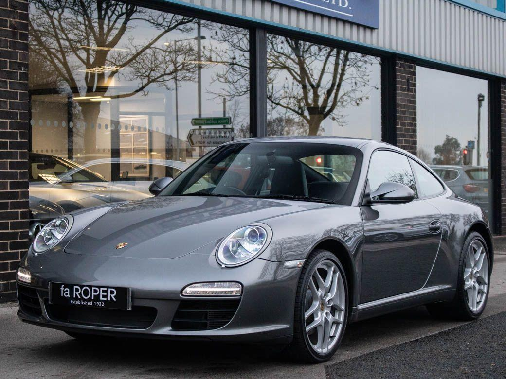 Porsche 911 3.6 997 Gen II Carrera Coupe Petrol Meteor Grey MetallicPorsche 911 3.6 997 Gen II Carrera Coupe Petrol Meteor Grey Metallic at fa Roper Ltd Bradford