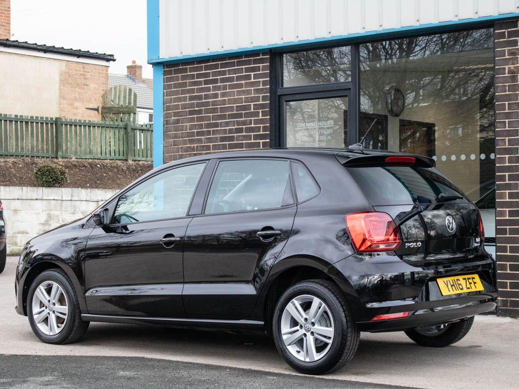 Volkswagen Polo 1.4 TDI 75 Match 5 door Hatchback Diesel Deep Black Pearl