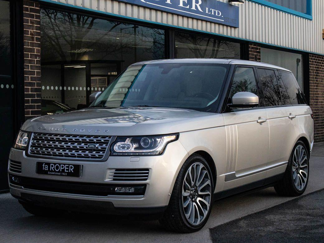 Land Rover Range Rover 5.0 V8 Supercharged Autobiography Auto LHD Estate Petrol Luxor MetallicLand Rover Range Rover 5.0 V8 Supercharged Autobiography Auto LHD Estate Petrol Luxor Metallic at fa Roper Ltd Bradford